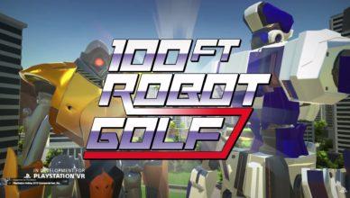 100ft robot psx