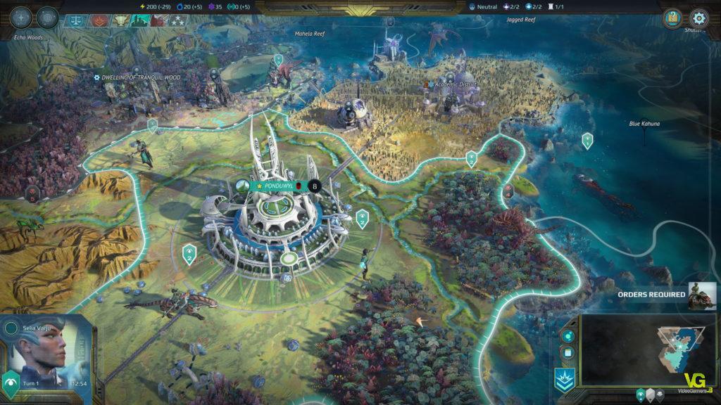 """Arvustus: """"Age of Wonders: Planetfall"""""""