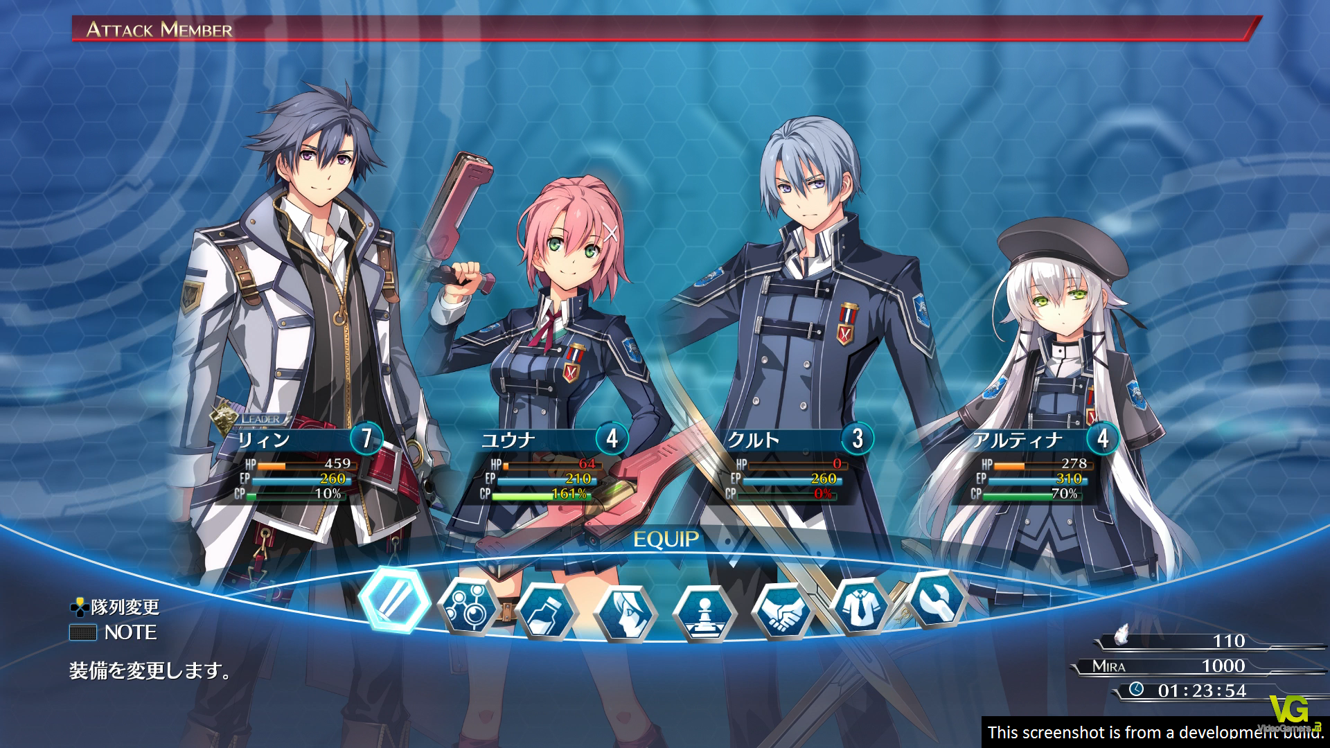 The Legend of Heroes: Trails of Cold Steel III
