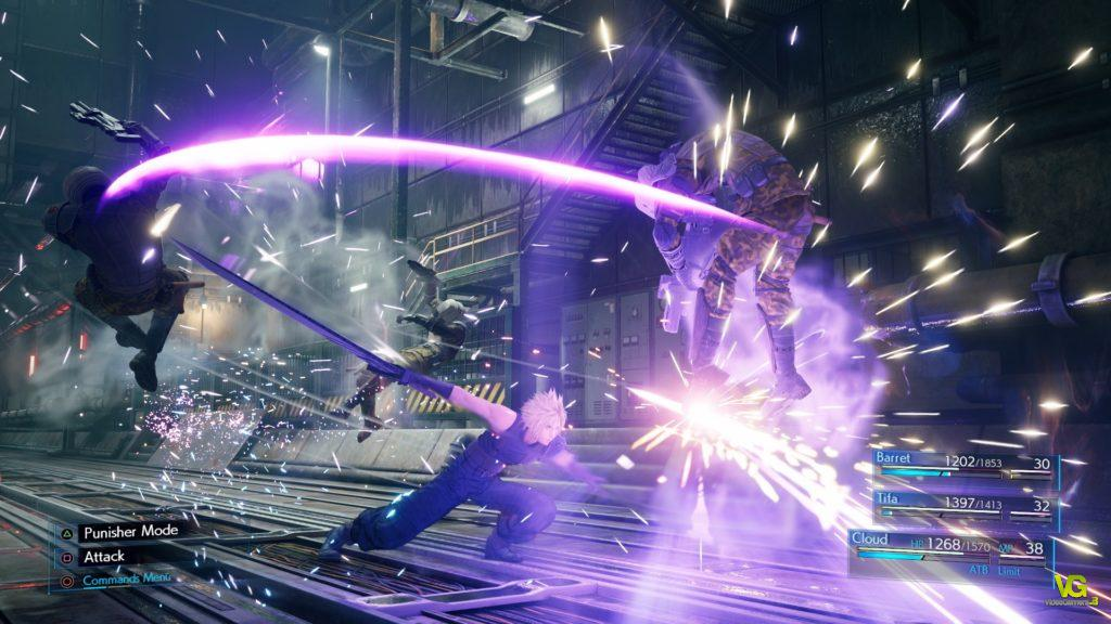 Arvustus: Final Fantasy 7 Remake