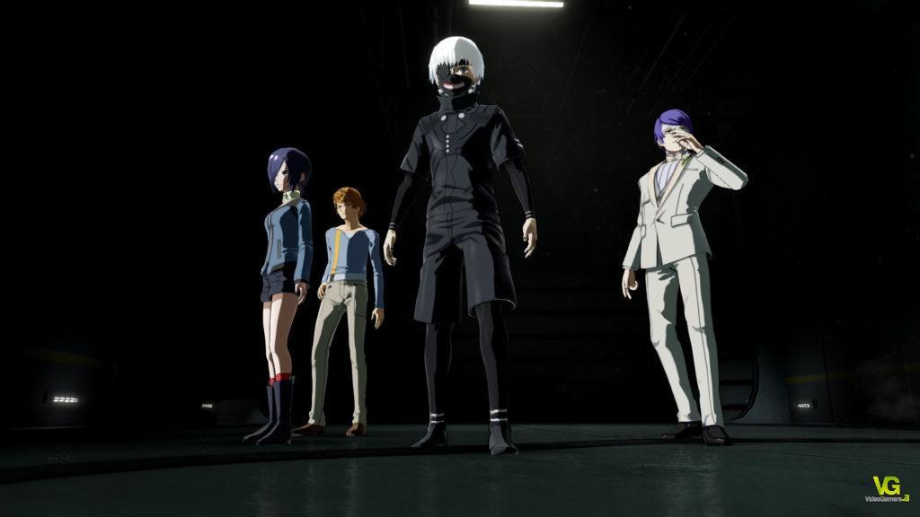 "Arvustus: ""Tokyo Ghoul: re Call to Exist"""