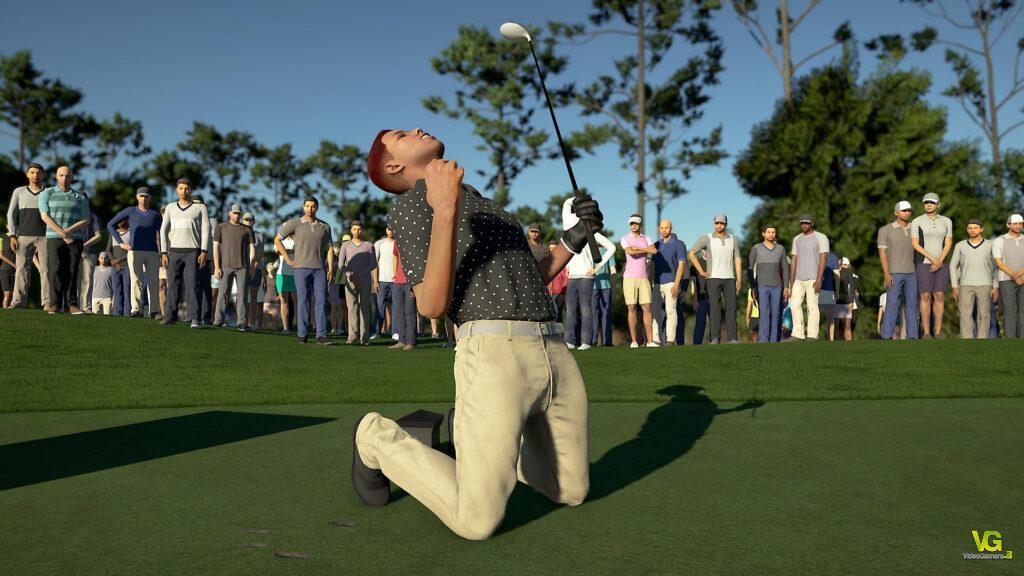 """""""PGA Tour 2K21"""""""