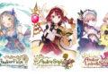 Atelier Mysterious Trilogy DX